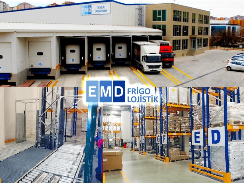 EMD Frigo Lojistik   Soğuk Depoculuk